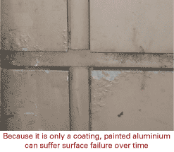 Adhesion Failure on Painted Surfaces